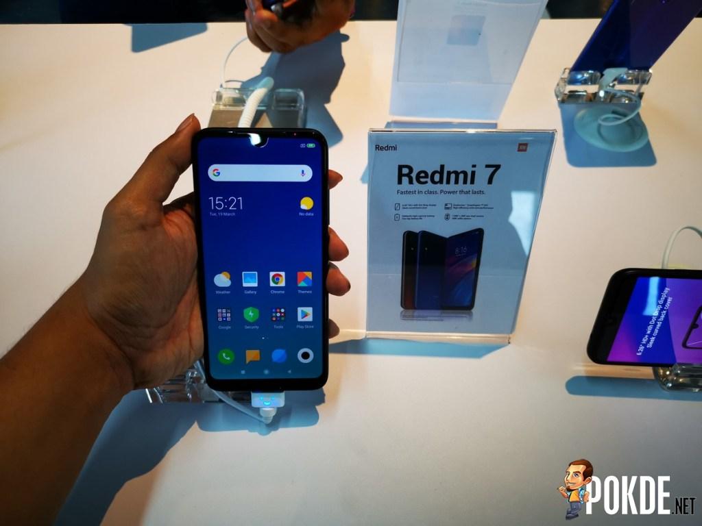 Xiaomi Redmi 7 Specifications for Malaysian Market