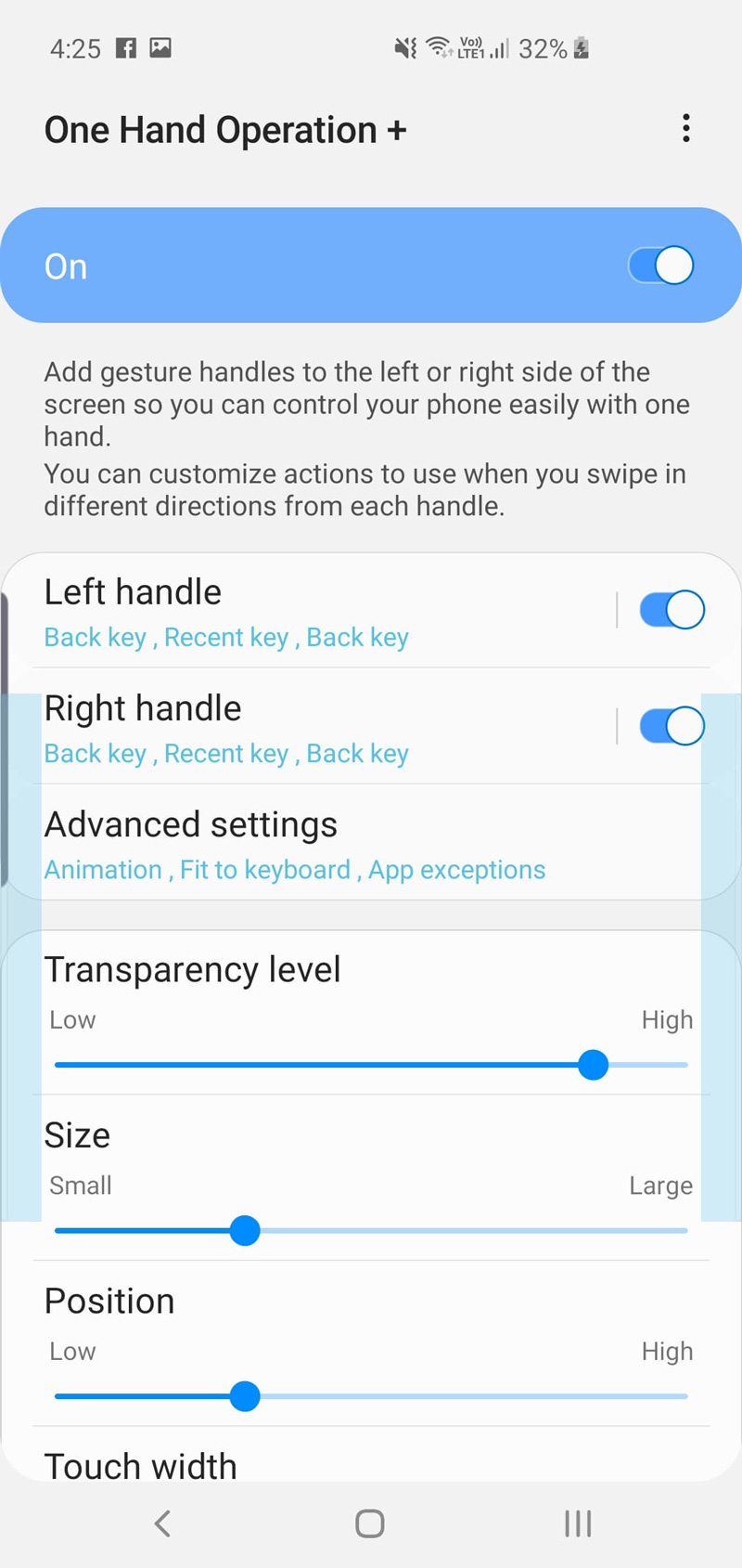 Samsung Launches New One Hand Operation+ App – Pokde
