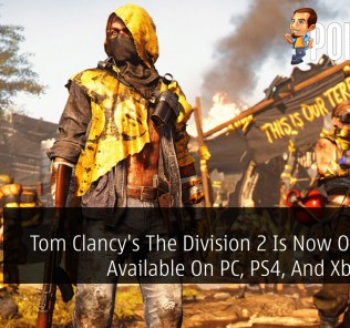 Tom Clancy's The Division 2 Is Now Officially Available On PC, PS4, And Xbox One 36