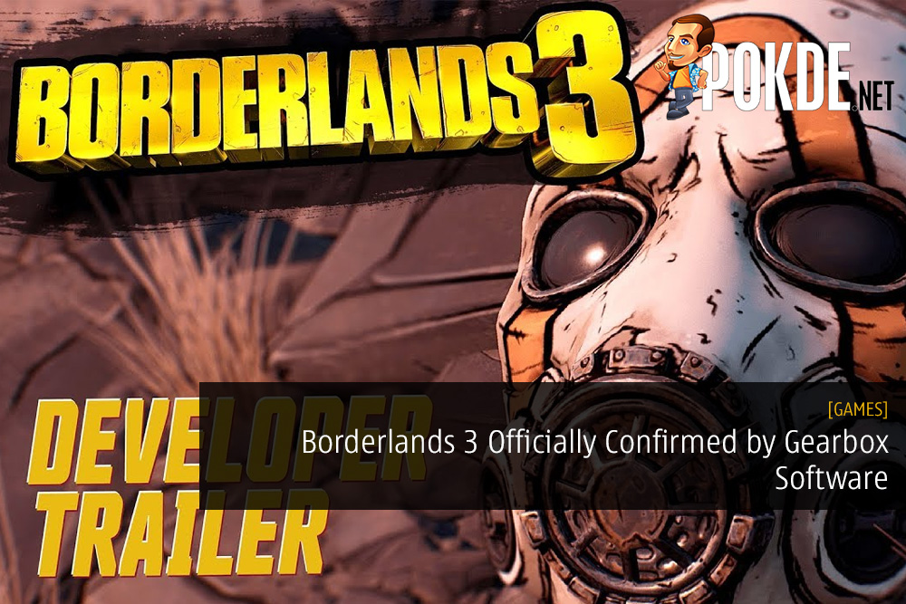 Borderlands 3 Officially Confirmed by Gearbox Software