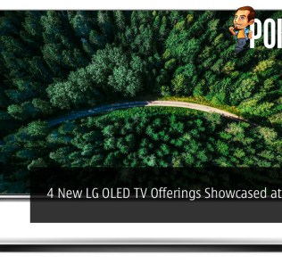 Four New LG OLED TV Offerings Showcased at Innofest Asia