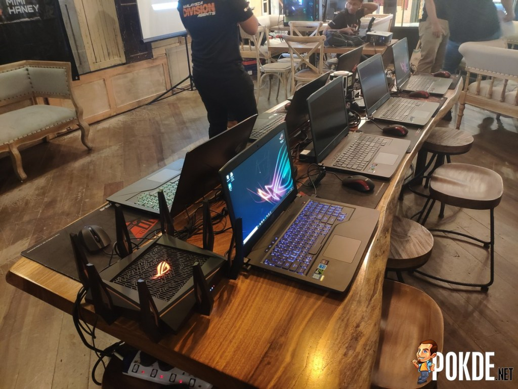 Malaysia Division Agents Community Gathering in KL - Brought to You By ASUS ROG Malaysia and Pokde.net
