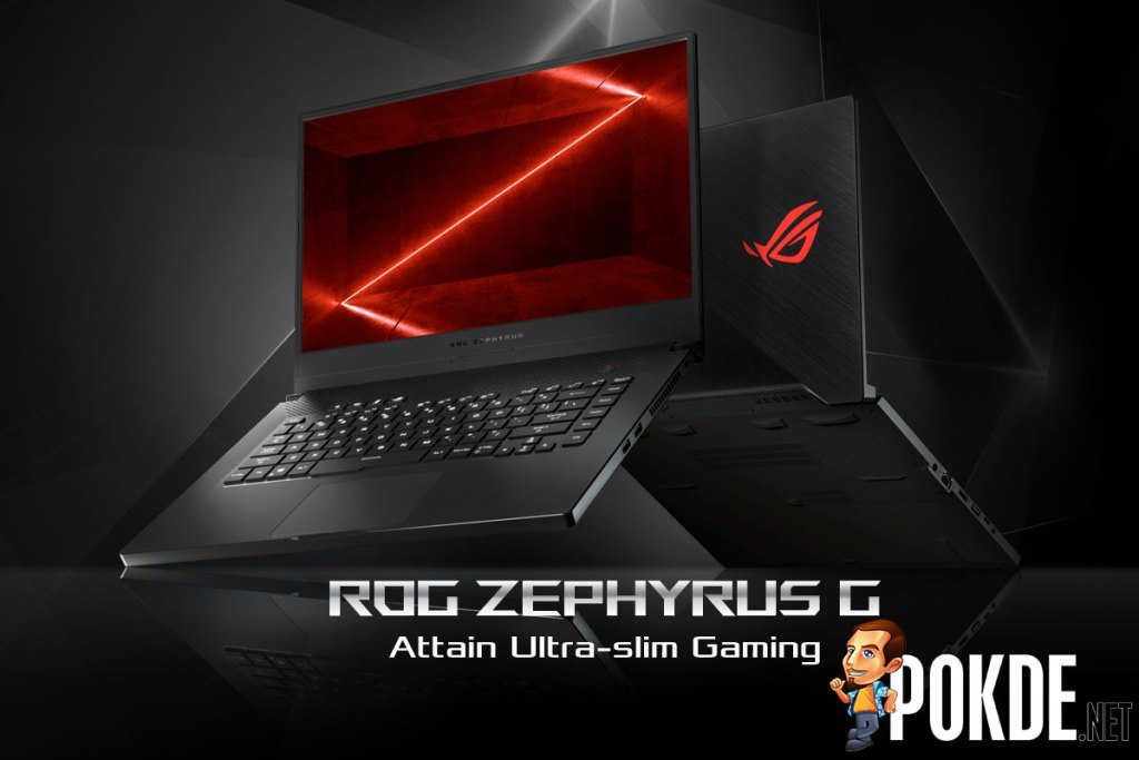 All-new ROG Zephyrus family now available with 9th Generation Intel Core processors 36