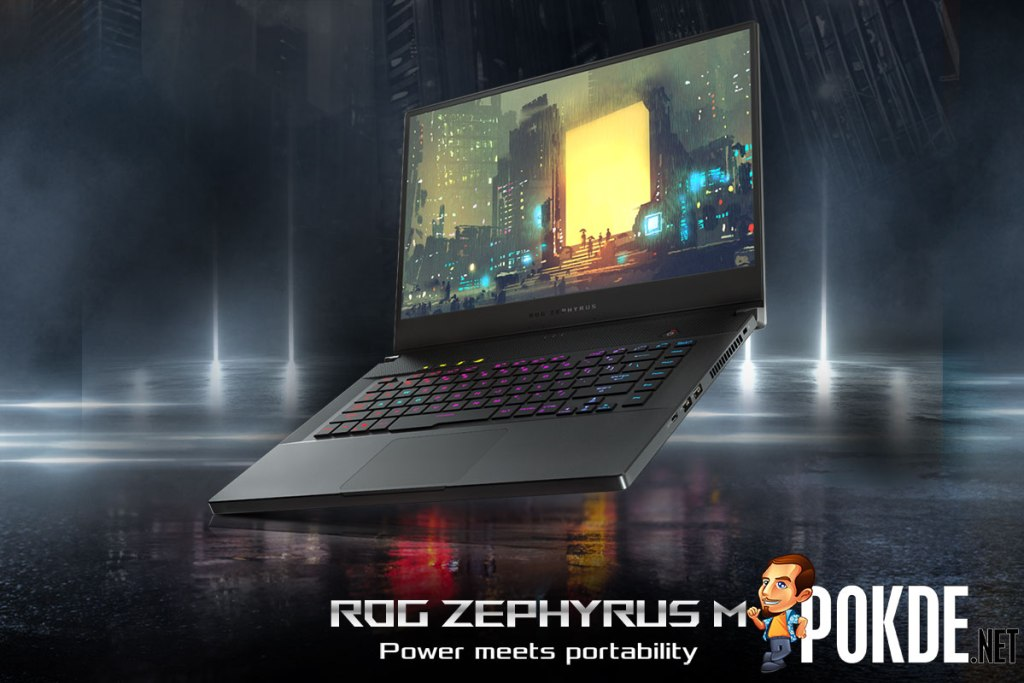 All-new ROG Zephyrus family now available with 9th Generation Intel Core processors 35