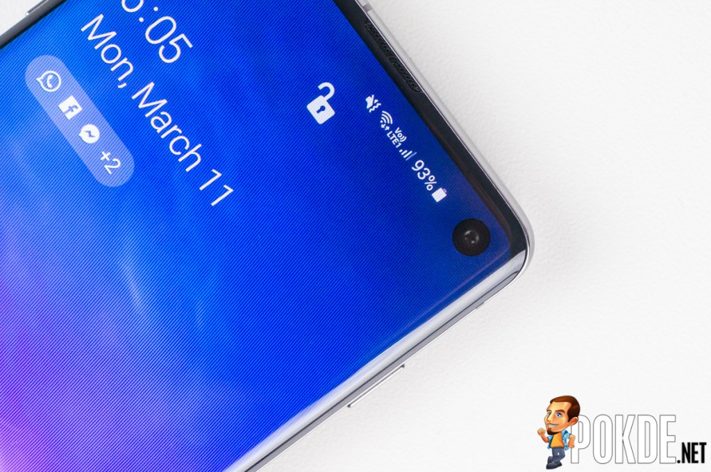 Take advantage of your Samsung Galaxy S10's pro-level video capabilities 18