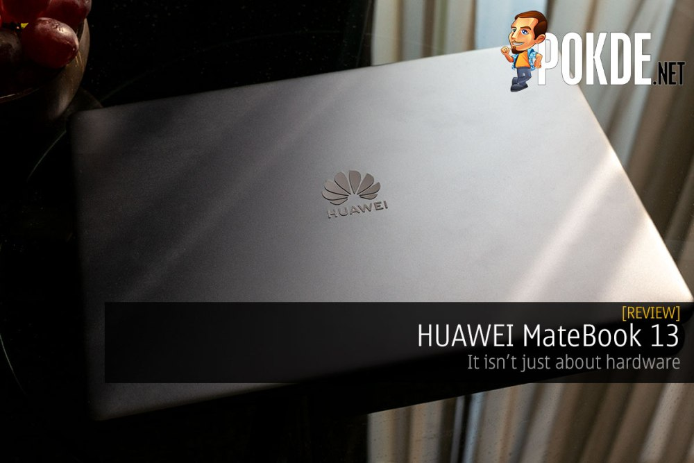 HUAWEI MateBook 13 Review — it isn't just about hardware 32