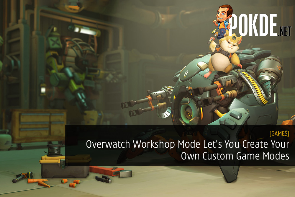 Overwatch Workshop Mode Let's You Create Your Own Custom Game Modes