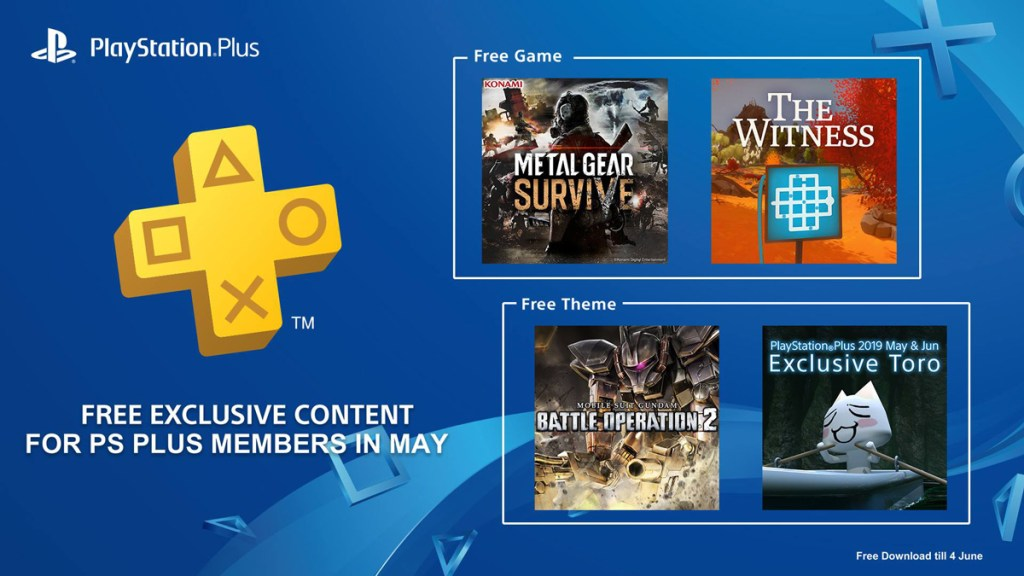 PS Plus Asia May 2019 Free Games Lineup 23