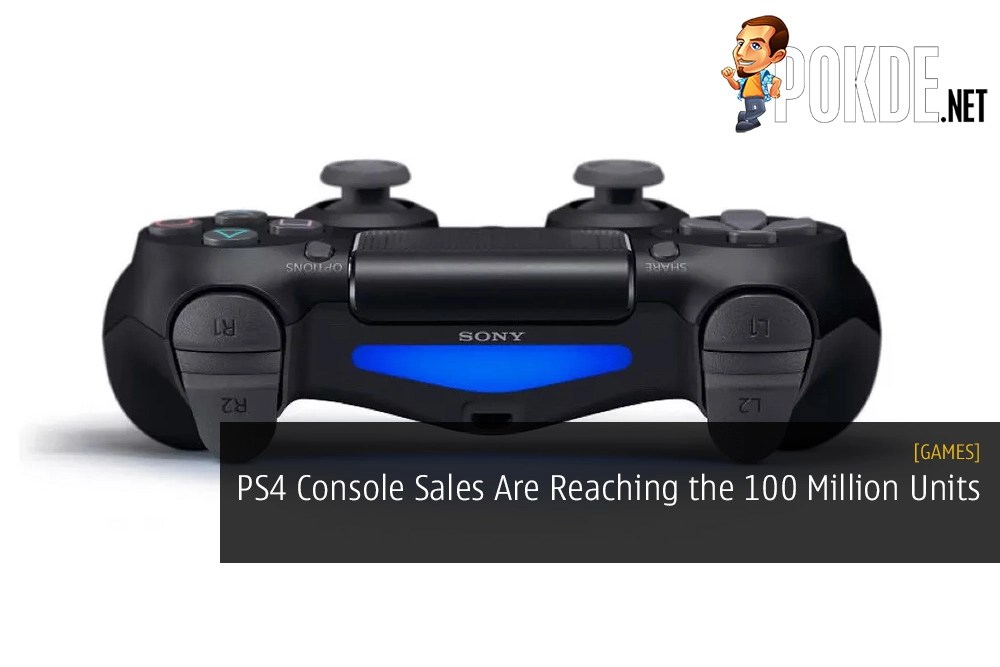 PlayStation 4 Console Sales Are Reaching the 100 Million Unit Milestone