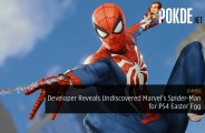 Developer Reveals Undiscovered Marvel's Spider-Man for PS4 Easter Egg