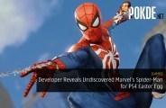 Developer Reveals Undiscovered Marvel's Spider-Man for PS4 Easter Egg
