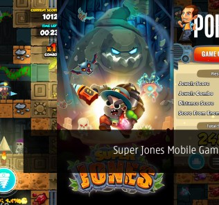 Super Jones Mobile Game Review - Good Throwback to a Classic Arcade Game