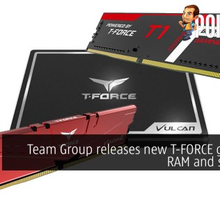 Team Group adds new T-FORCE gaming RAM and storage 24