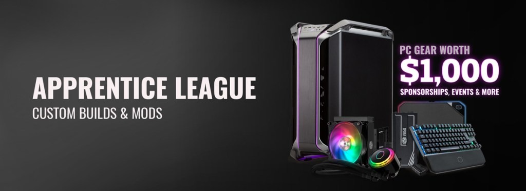 Cooler Master Case Mod World Series 2019 Announced — Celebrating The Series' 10th Year Anniversary 27