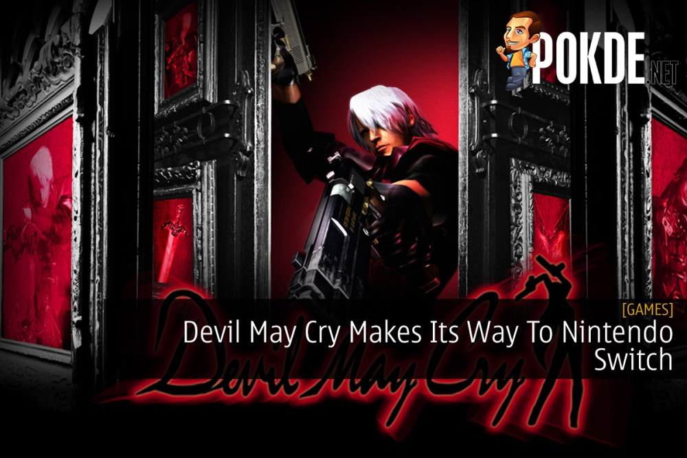 Devil May Cry Makes Its Way To Nintendo Switch 26