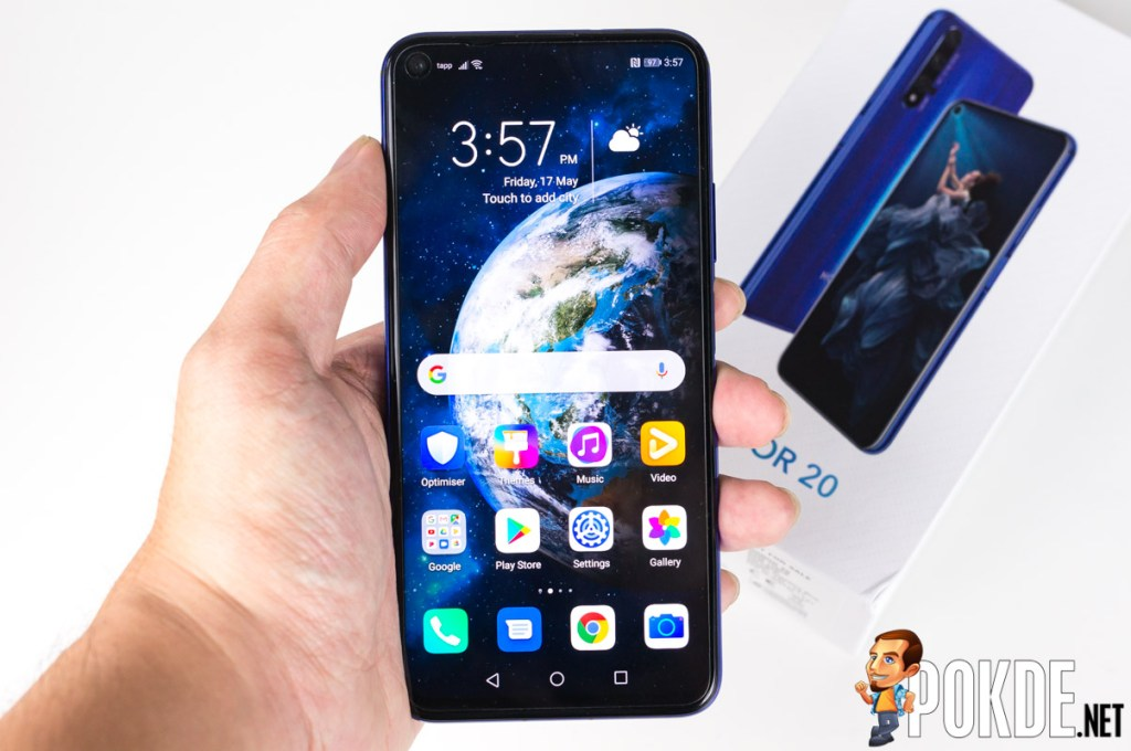 HONOR View20 vs HONOR 20 — by the numbers 30