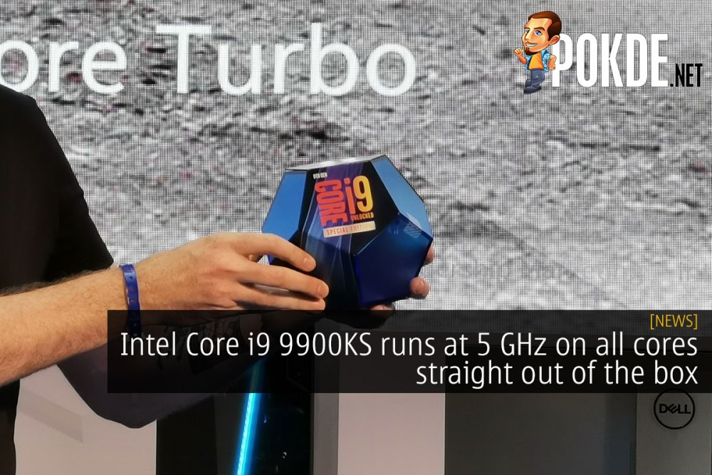 [Computex 2019] Intel Core i9 9900KS runs at 5 GHz on all cores straight out of the box 25