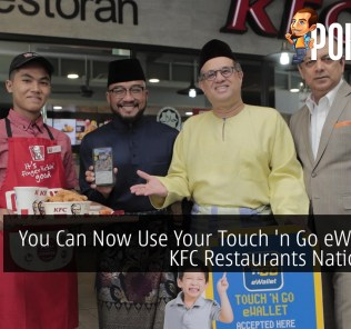 You Can Now Use Your Touch 'n Go eWallet At KFC Restaurants Nationwide 28