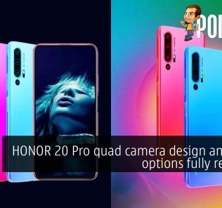 HONOR 20 Pro quad camera design and color options fully revealed 37