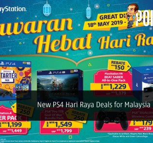 New PlayStation 4 Hari Raya Deals for Malaysia Revealed
