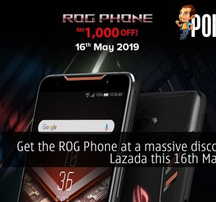 Get the ROG Phone at a massive discount on Lazada this 16th May 2019 33