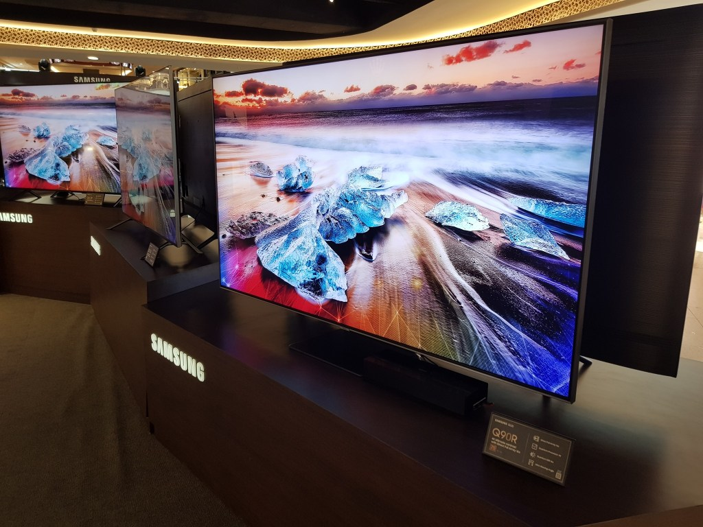 This Samsung QLED 8K TV is the Same Price as Affordable Housing in Malaysia