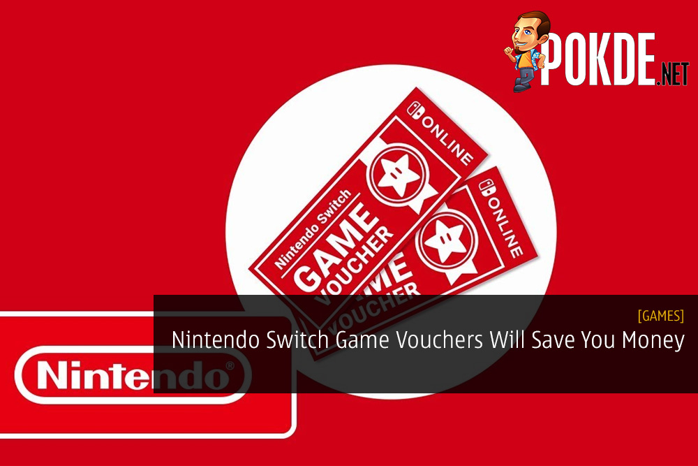 Nintendo Switch Game Vouchers Will Save You Money on Digital Purchases