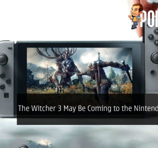 The Witcher 3: Wild Hunt Nintendo Switch Physical Copy Requires No