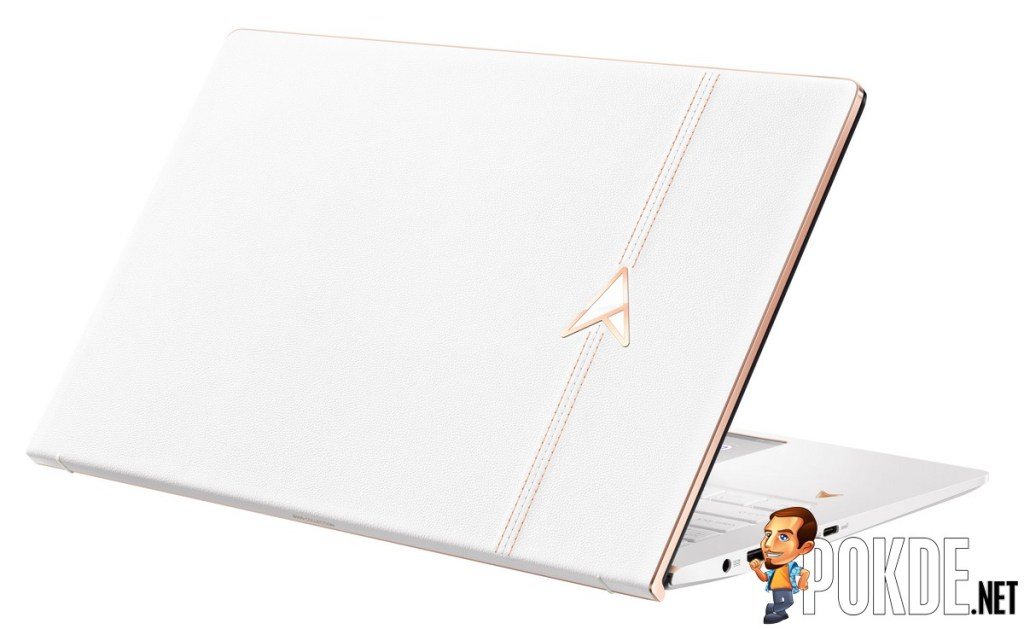 ASUS brings in exclusive ZenBook Edition 30 clad in genuine leather and 18K gold to Malaysia 24