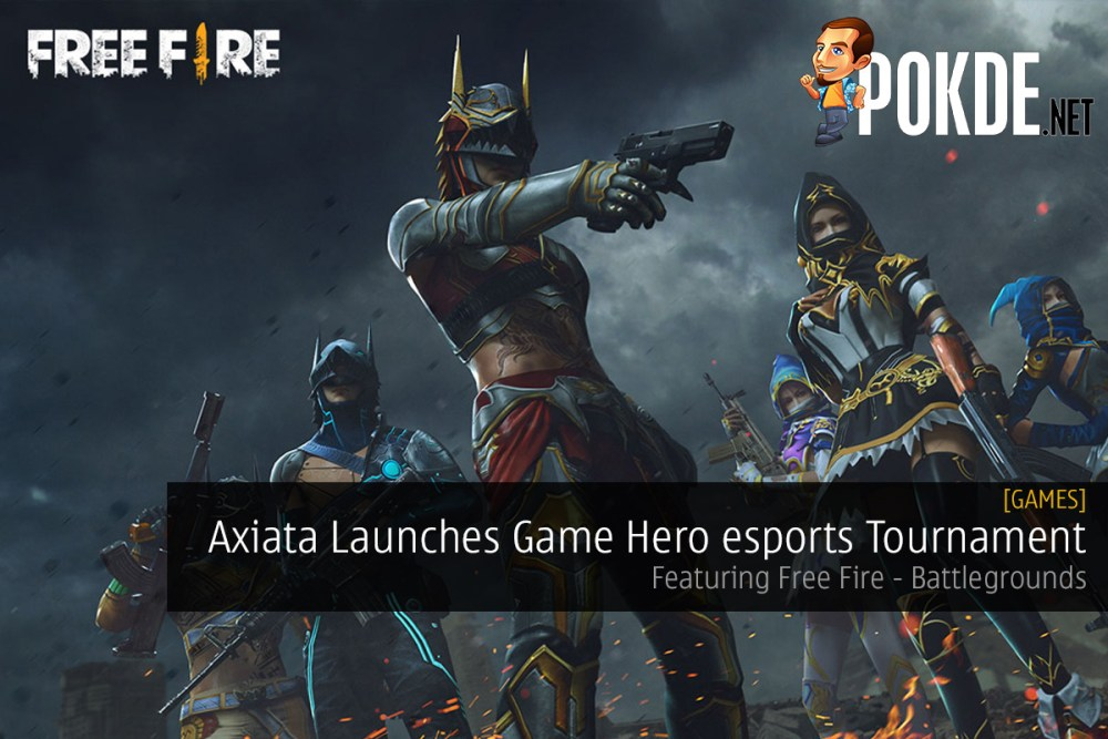 Axiata Launches Game Hero Esports Tournament Featuring