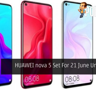 HUAWEI nova 5 Set For 21 June Unveiling 36
