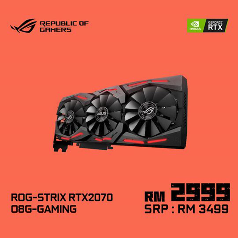 You Can Now Get ASUS ROG RTX Graphics Cards At Cheaper Prices 36