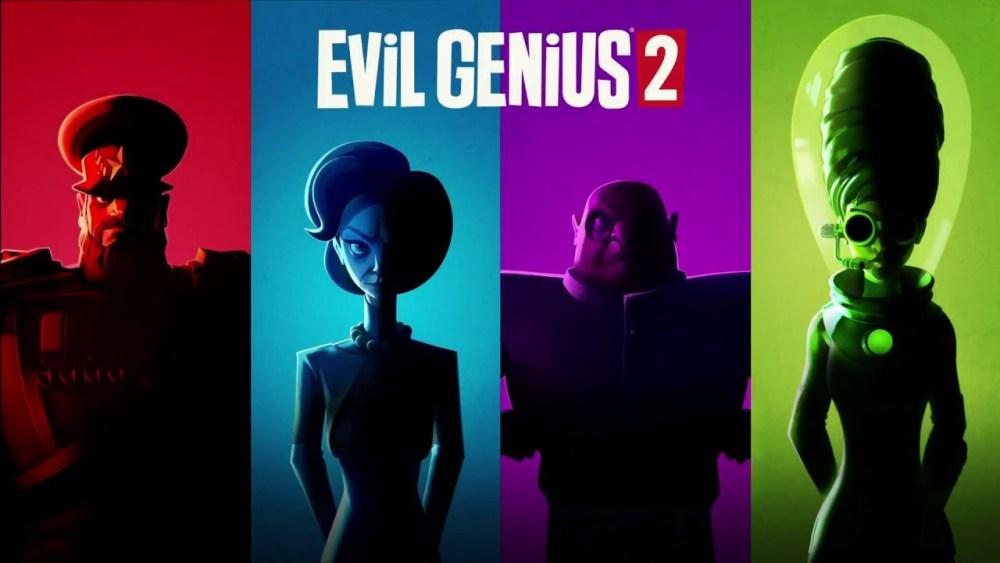 [E3 2019] Evil Genius 2: World Domination Resurfaces