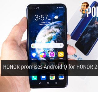 HONOR promises Android Q for HONOR 20 series 19