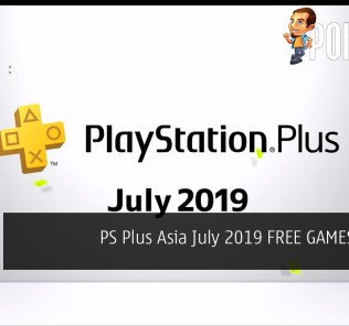 PS Plus Asia July 2019 FREE GAMES Lineup