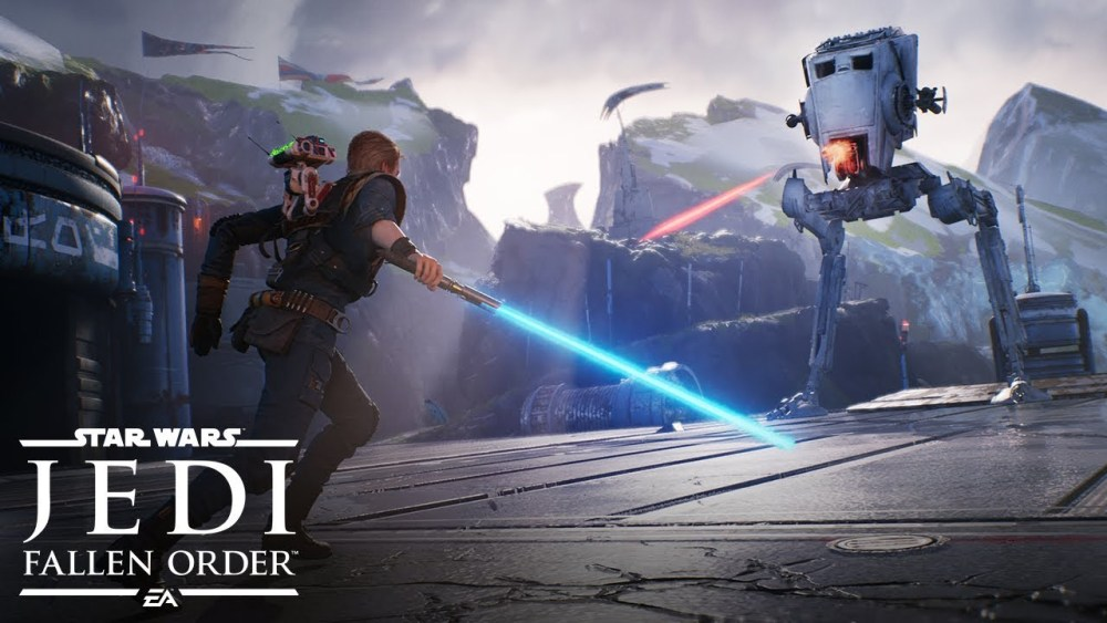 [E3 2019] Star Wars Jedi: Fallen Order Gets New Trailer and Release Date