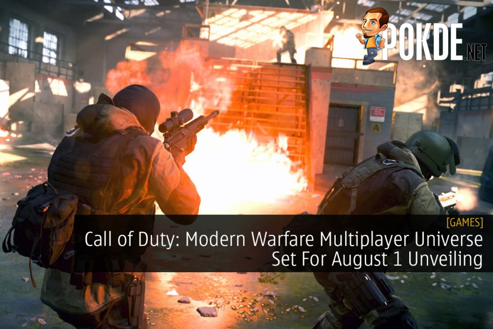 Call of Duty: Modern Warfare Multiplayer Universe Set For