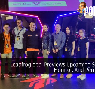 Leapfroglobal Previews Upcoming Speaker, Monitor, And Peripherals 23