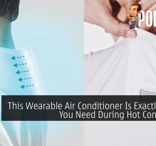 This Wearable Air Conditioner Is Exactly What You Need During Hot Conditions 29