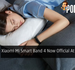 Xiaomi Mi Smart Band 4 Now Official At RM149 45