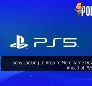 Sony Looking to Acquire More Game Dev Studios Ahead of PS5 Launch