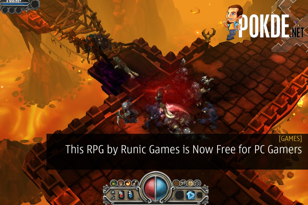 Torchlight by Runic Games is Now Free for PC Gamers