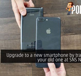 Upgrade to a new smartphone by trading in your old one at SNS Network 29