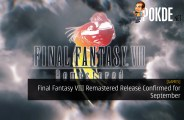 Final Fantasy VIII Remastered Release Confirmed for September