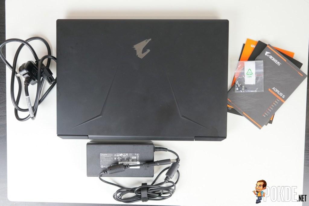GIGABYTE AORUS 5 NA Gaming Laptop Review 23