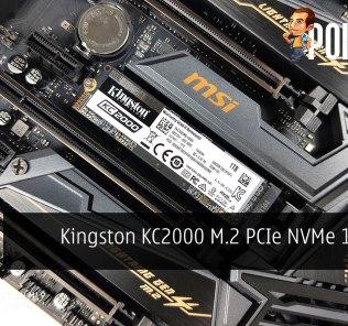 Kingston KC2000 M.2 PCIe NVMe 1TB SSD Review 28