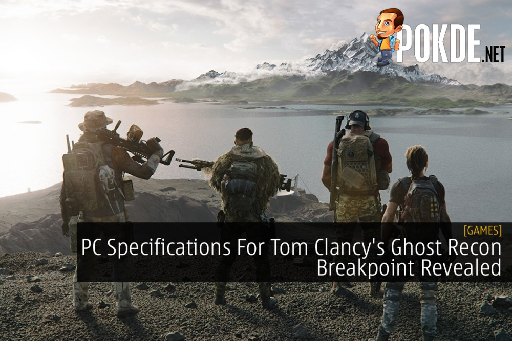 PC Specifications For Tom Clancy's Ghost Recon Breakpoint Revealed 31