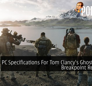 PC Specifications For Tom Clancy's Ghost Recon Breakpoint Revealed 29