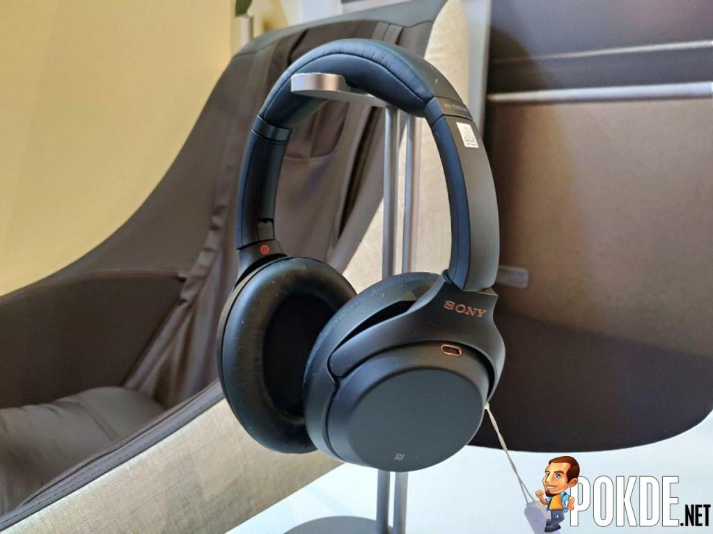 Sony Launches Their New WF-1000XM3 Wireless Earbuds – Pokde
