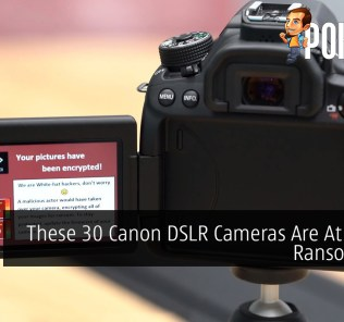 These 30 Canon DSLR Cameras Are At Risk Of Ransomware 35
